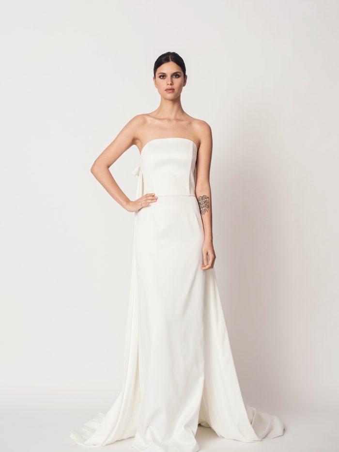 Suknia ślubna klasyczna Ada
